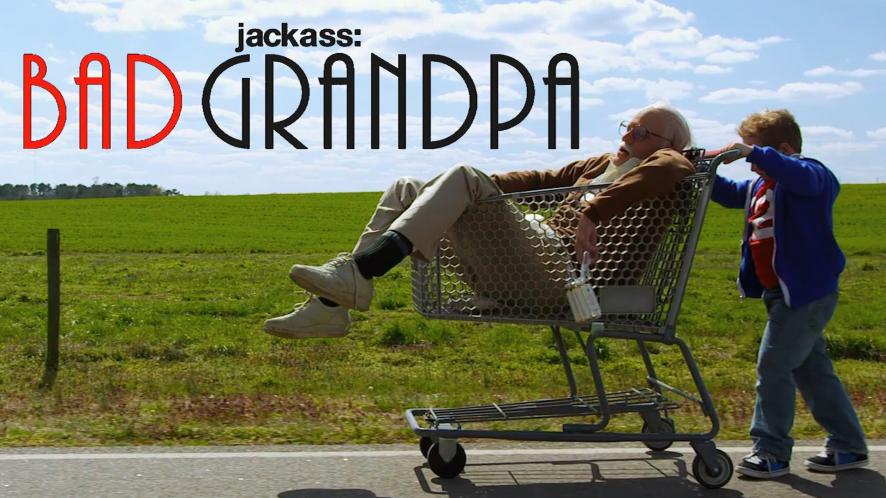 Watch Bad Grandpa Online