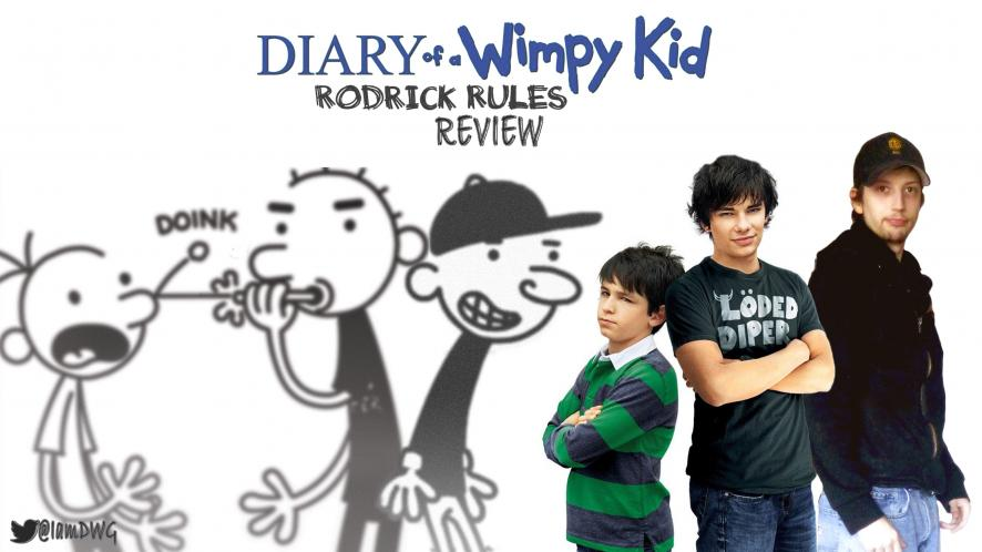 The Last Straw Diary Of A Wimpy Kid Trailer