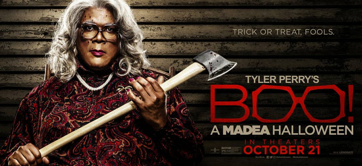 Watch Boo! A Madea Halloween For Free Online 123movies.com