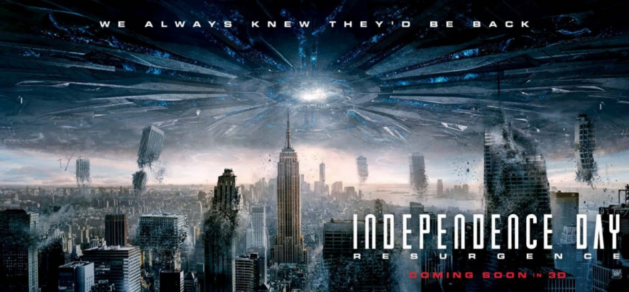 Watch Independence Day: Resurgence For Free Online ...