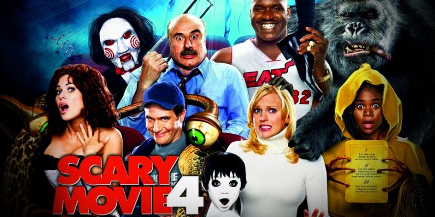 Watch Scary Movie 4 For Free Online 123movies Com