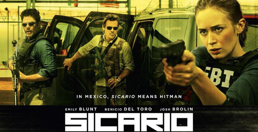 Movie4k Sicario