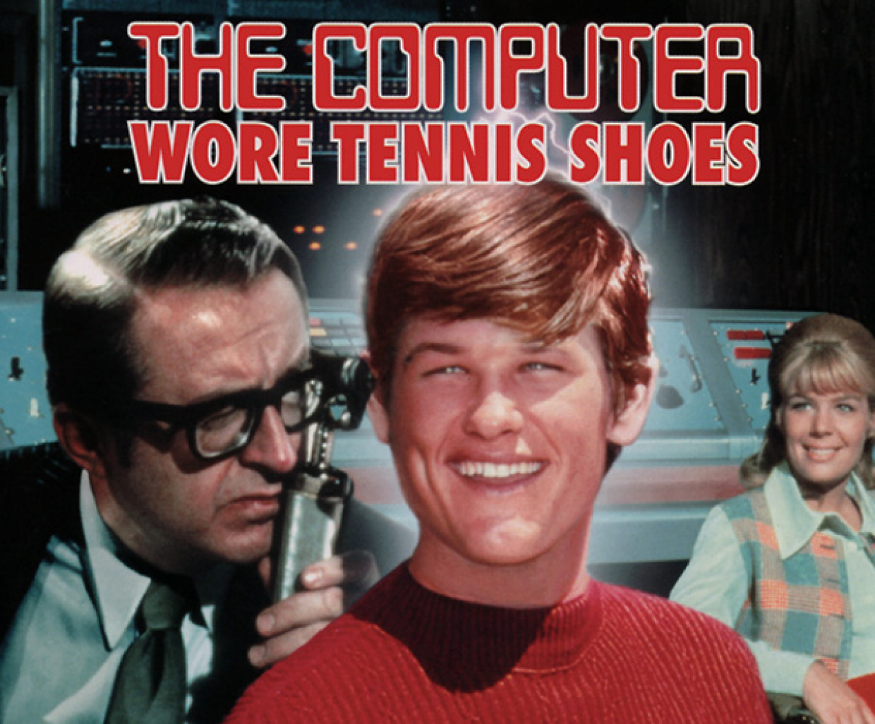 Watch The Computer Wore Tennis Shoes