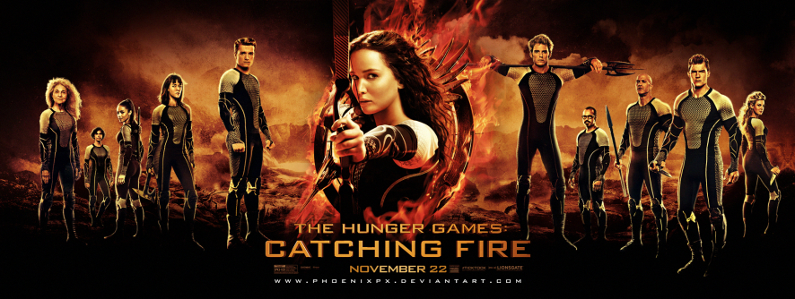 Watch The Hunger Games: Catching Fire For Free Online ...