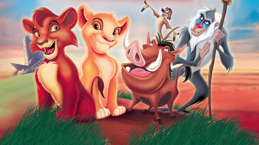 lion king 2 full movie online free