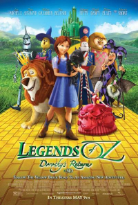 Legends of Oz: Dorothy&#39s Return
