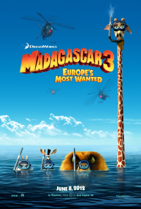 Madagascar 3: Europe&#39s Most Wanted