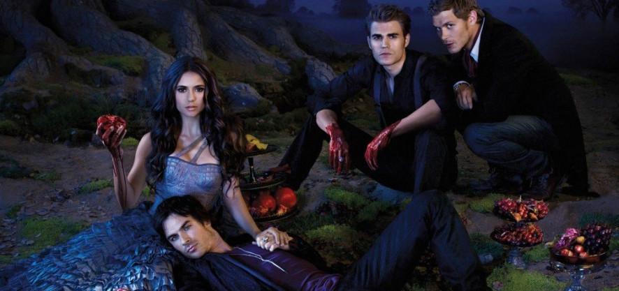 vampire diaries stream online