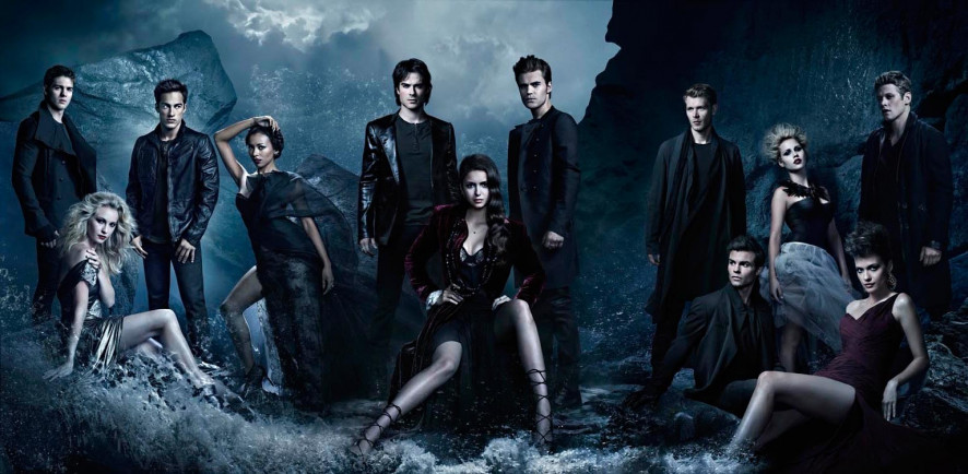 Image Result For The Vampire Diaries Wallpapers