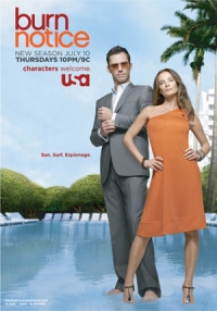 Burn Notice Season 4