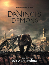 Da Vinci&#39s Demons Season 3