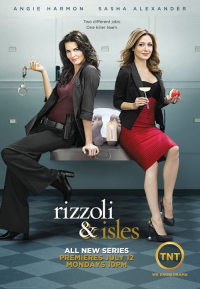 Rizzoli & Isles Season 1
