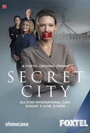 Secret City Season 1