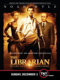 The Librarian: Return to King Solomon&#39s Mines