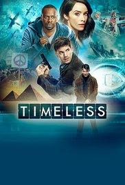 Timeless Season 1