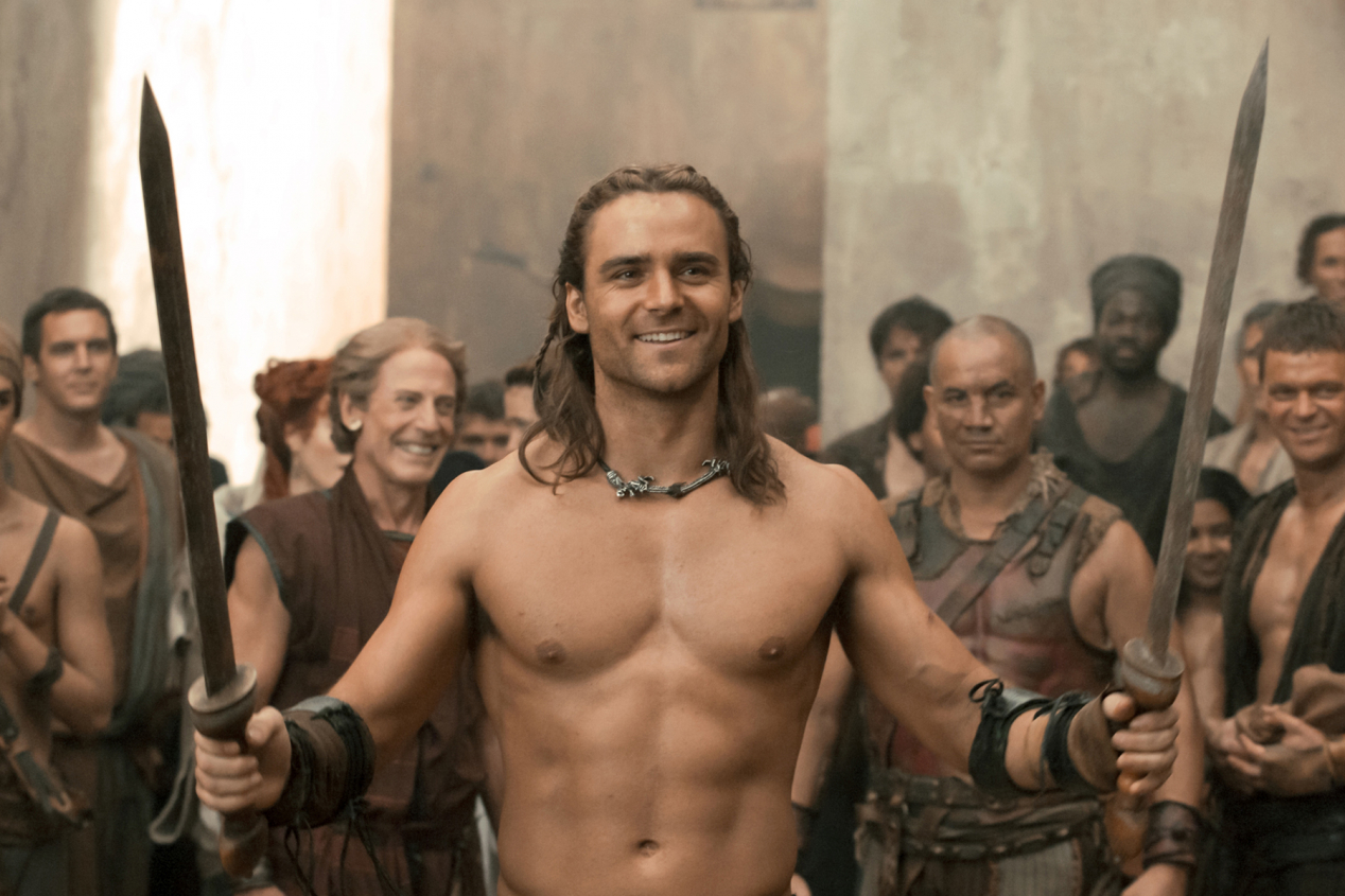 Watch Spartacus: Gods of the Arena Season 4 For Free ...