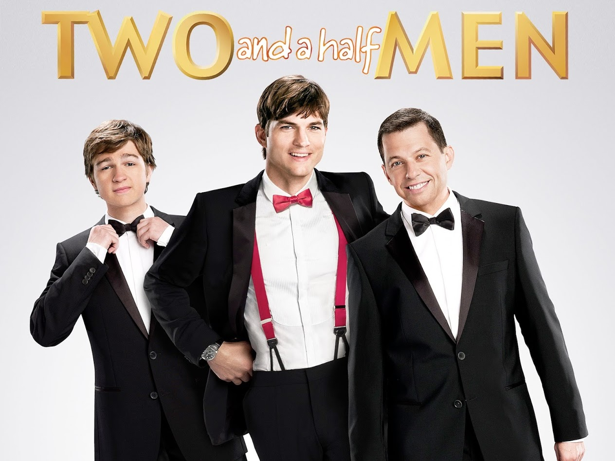 two and half man online