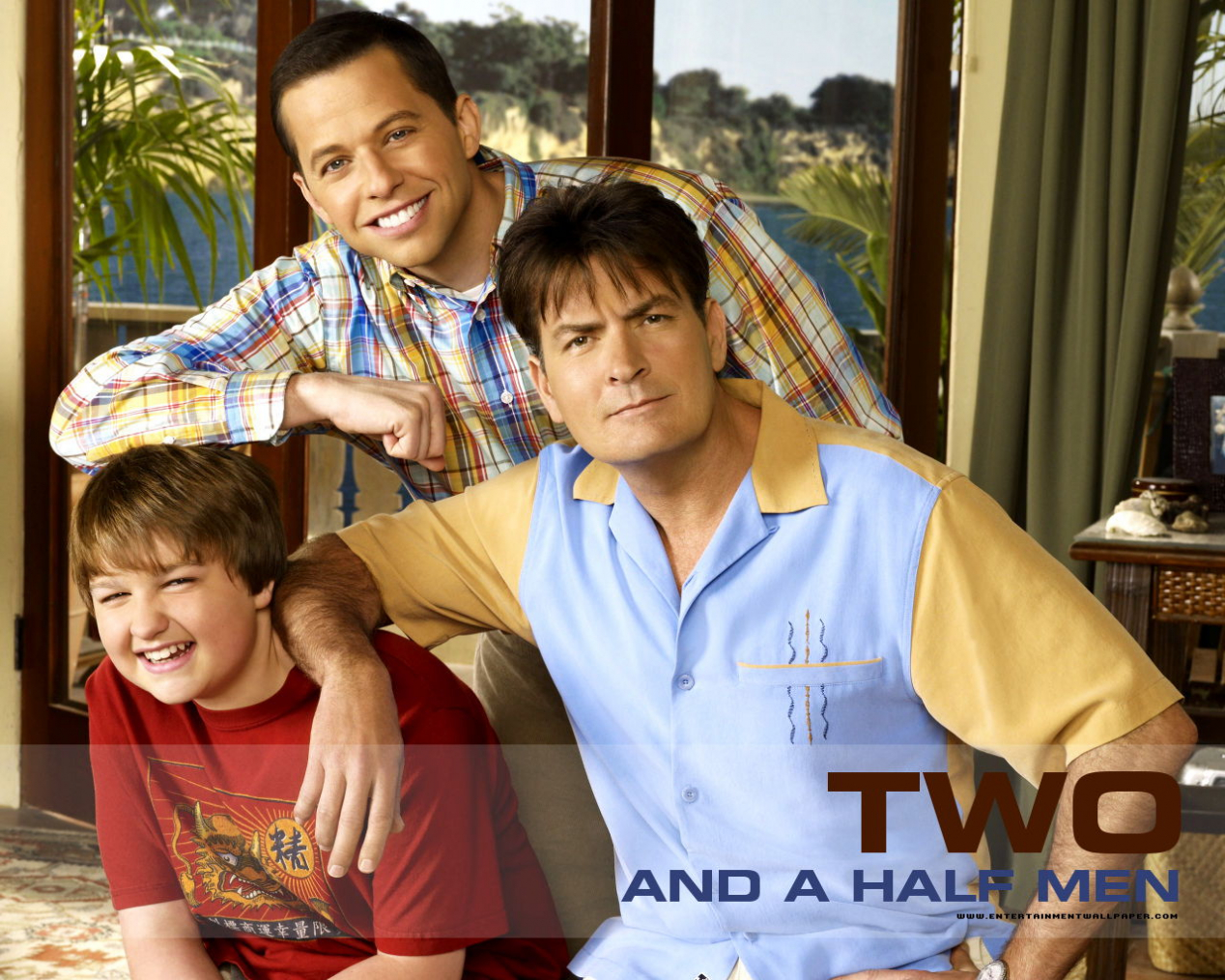 Two And Half Man Online Stream