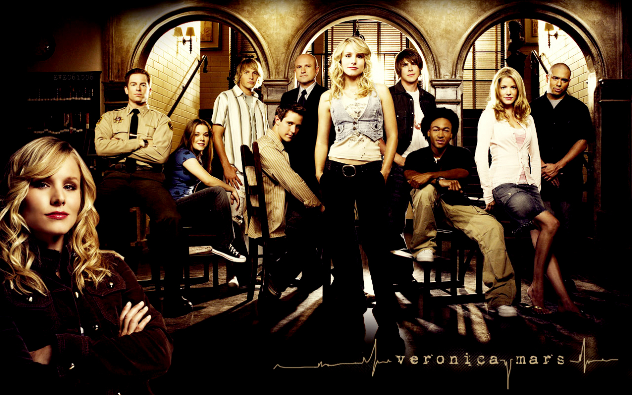 Watch Veronica Mars Season 2 For Free Online 123movies.com