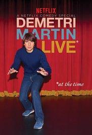 Demetri Martin: Live