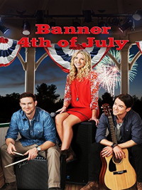 Banner 4th of July