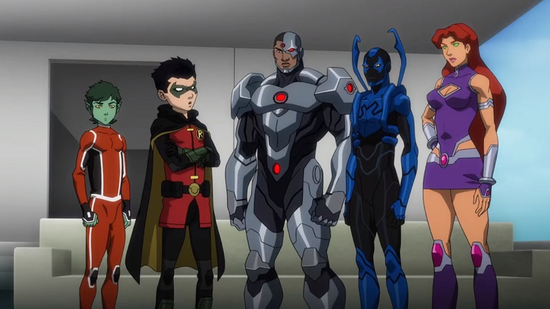 Watch Teen Titans The Judas Contract For Free Online 123Moviescom-8584