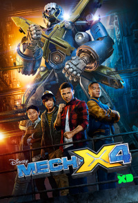 Mech-X4 Season 1