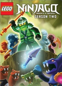 Ninjago: Masters of Spinjitzu Season 2