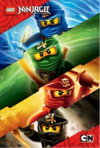 Ninjago: Masters of Spinjitzu Season 5
