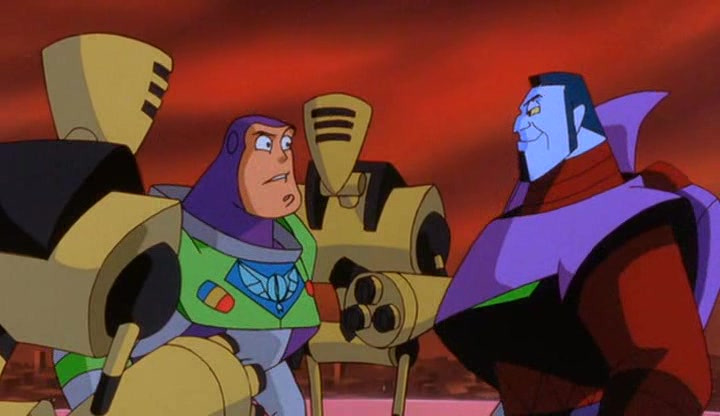 watch buzz lightyear of star command the adventure begins
