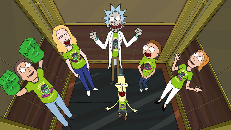 Rick And Morty Season 3 Watch Online