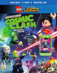 LEGO DC Comics Super Heroes Justice League Cosmic Clash