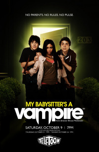 My Babysitter&#39s a Vampire: The Movie