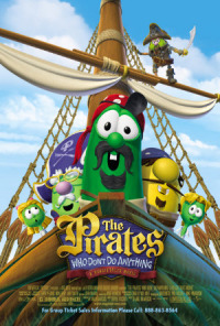The Pirates Who Don&#39t Do Anything: A VeggieTales Movie