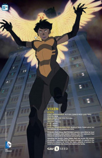 Vixen The Movie