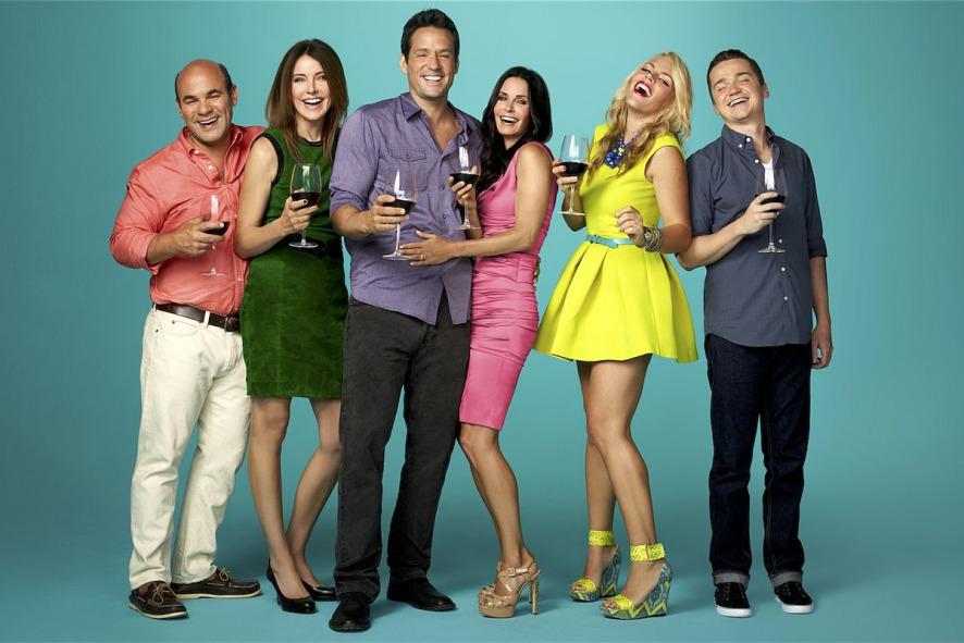 Cougar town season 5 premiere date canada