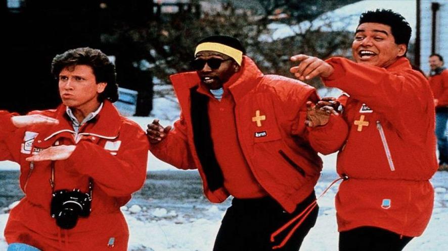 Ski School Movie Trailer - Suggesting Movie