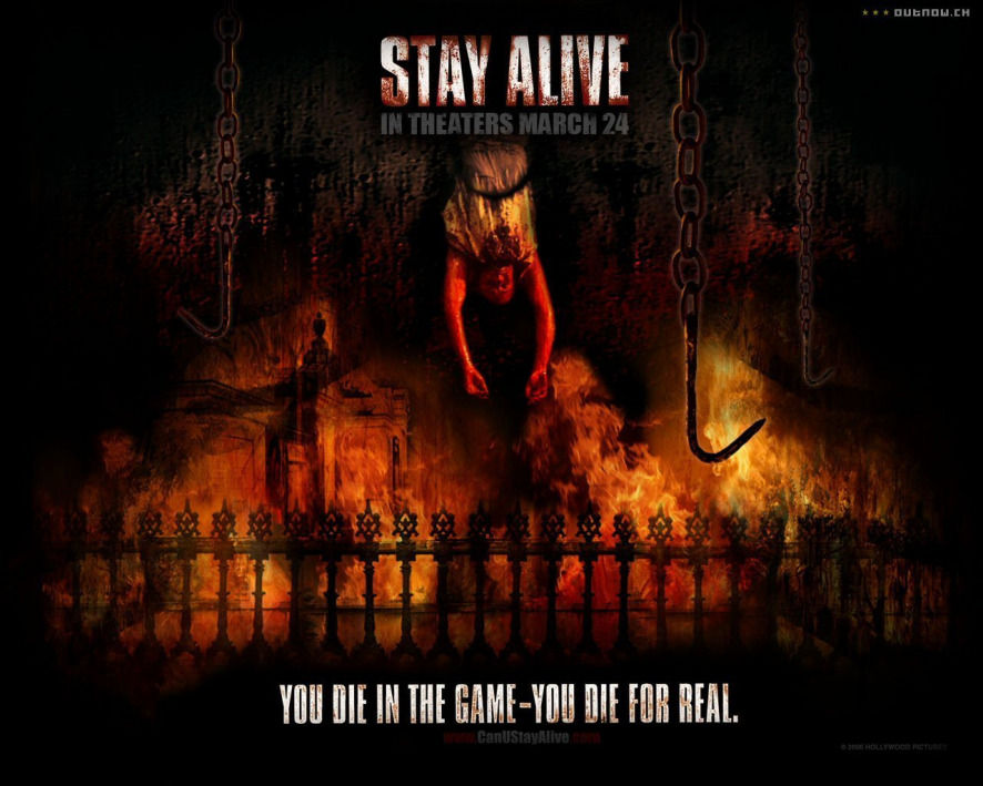 watch stay alive for free online 123moviescom