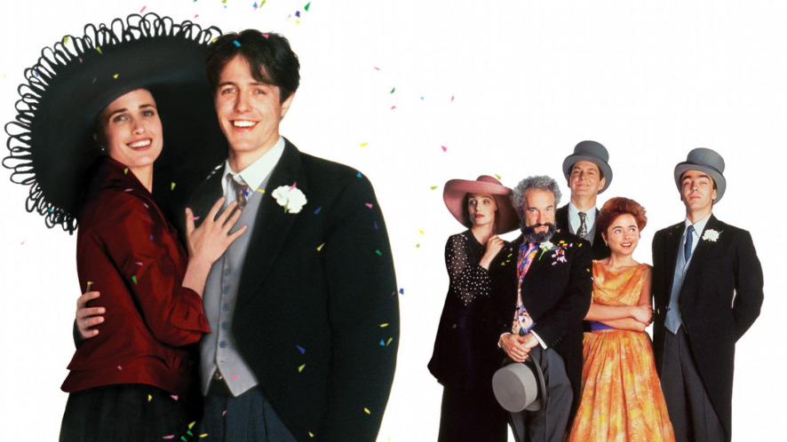 Watch Four Weddings And A Funeral For Free Online 123movies