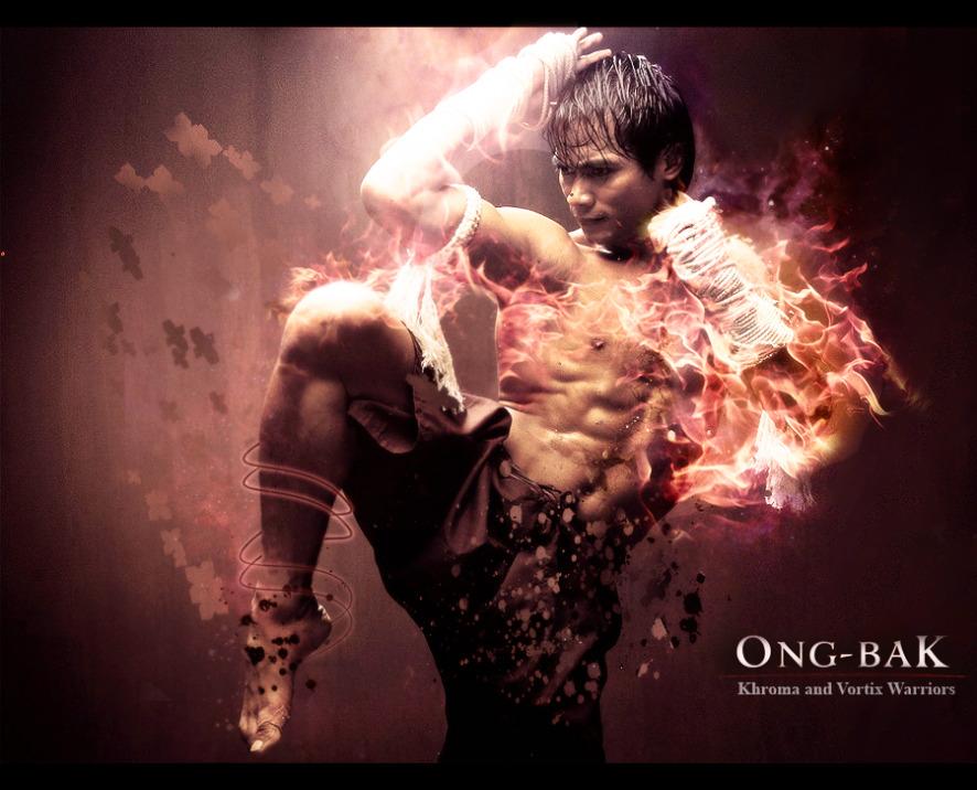 Thai movie ong bak