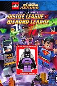 Lego Dc Justice League Vs Bizarro League