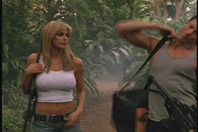 Jacqui holland in film bikini avengers - 2 6