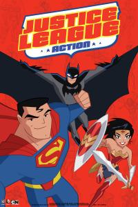 Justice League Action Season 1