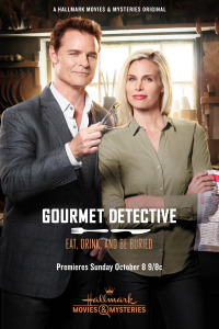 Eat, Drink & Be Buried: A Gourmet Detective Mystery
