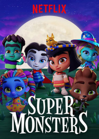 Super Monsters Season 1