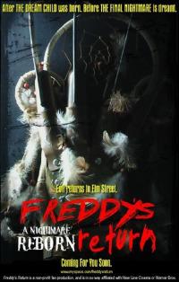 Freddy&#39s Return: A Nightmare Reborn