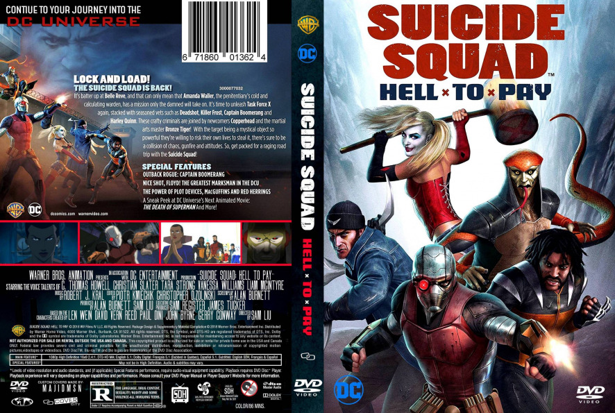 Movies Suicide Squad Hell To Pay 2018 0123movies
