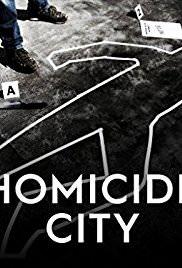Homicide City Season 1