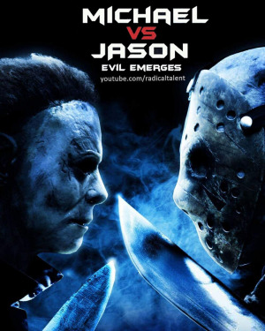 Michael vs Jason: Evil Emerges