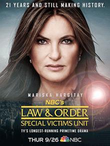 Law & Order Season 21